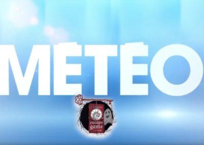 FOND VERT METEO