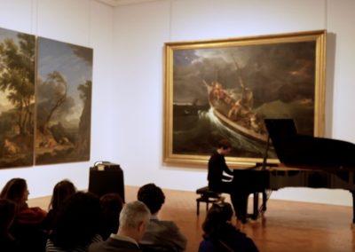 Concert pianiste