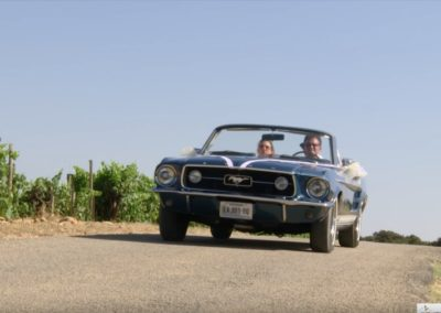 Mustang vintage