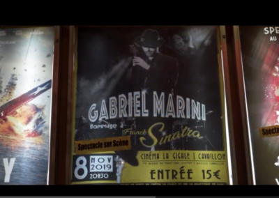 Gabriel marini sur Sinatra